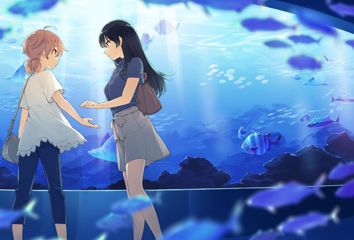 Aquarium Yagate Kimi Ni Naru Moescape