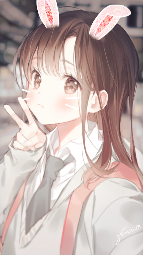 Cute selfie [Original]