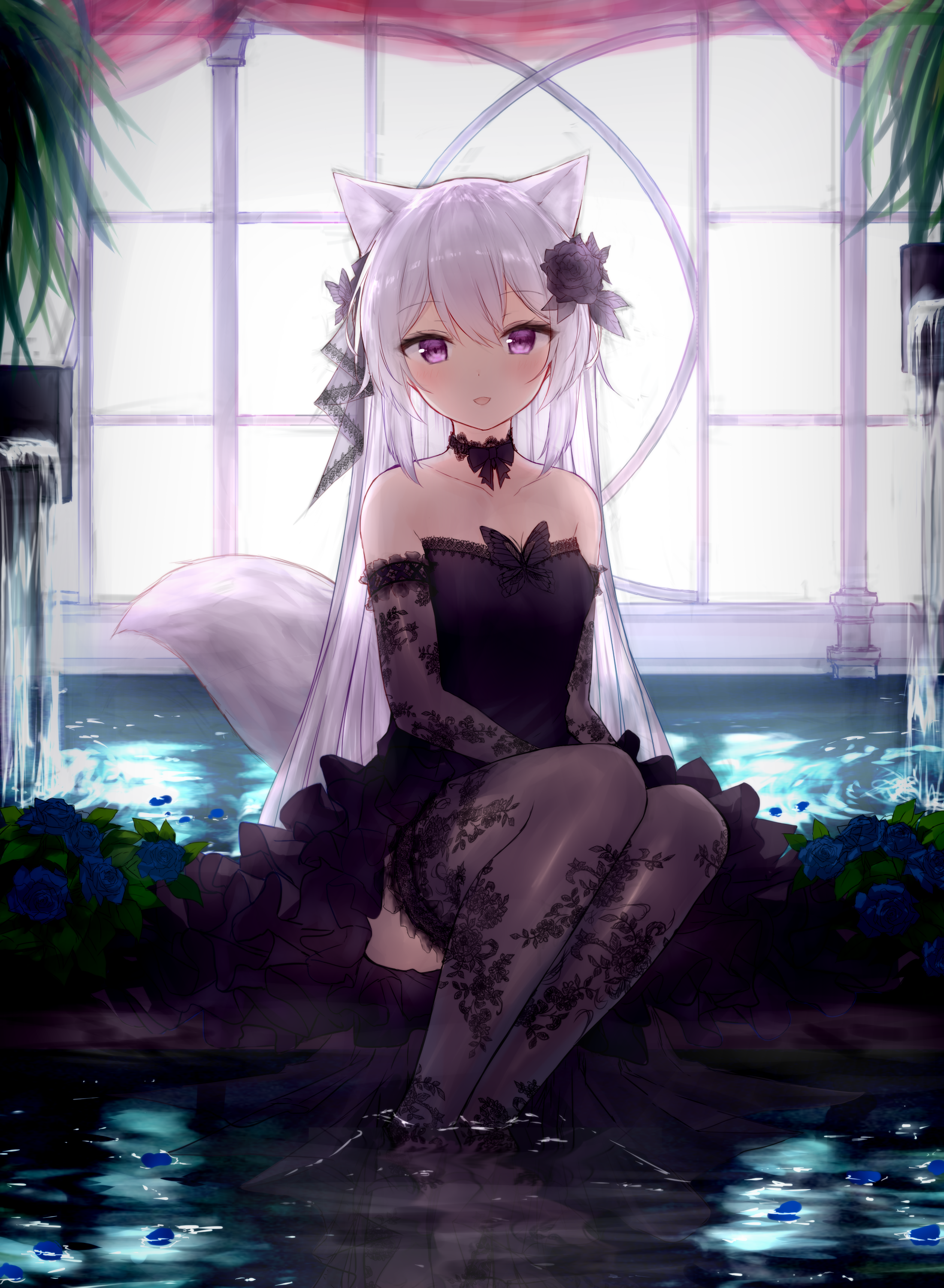 White Fox [Original]