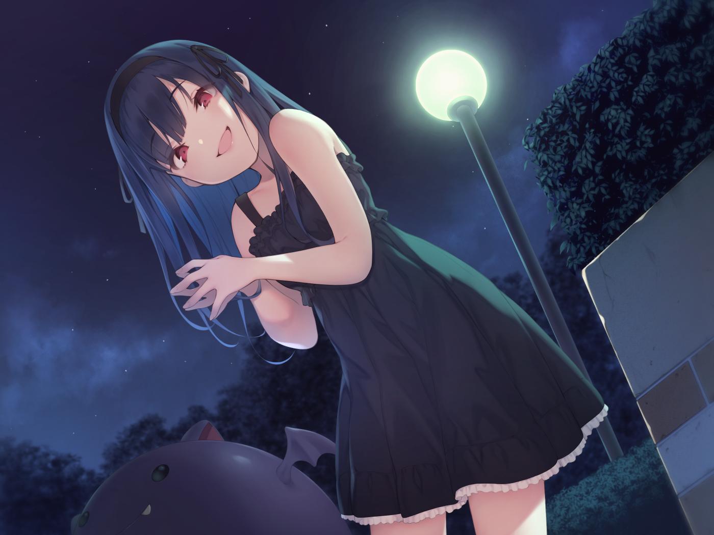 After dark [Original]