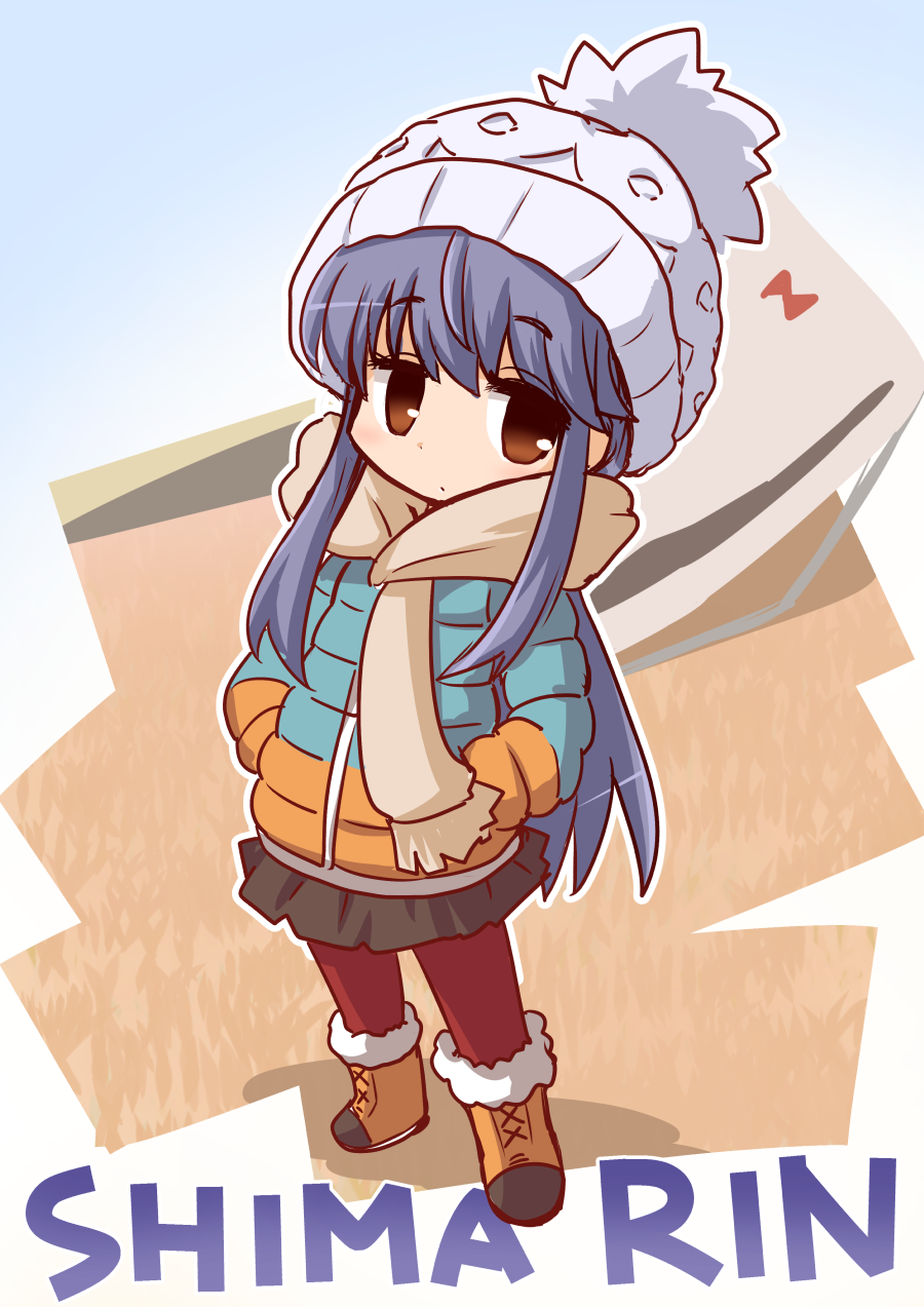 Shima Rin [Yuru Camp]