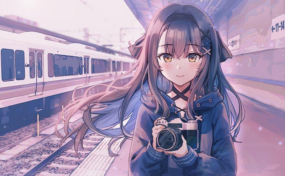 Platform photos. [Original]