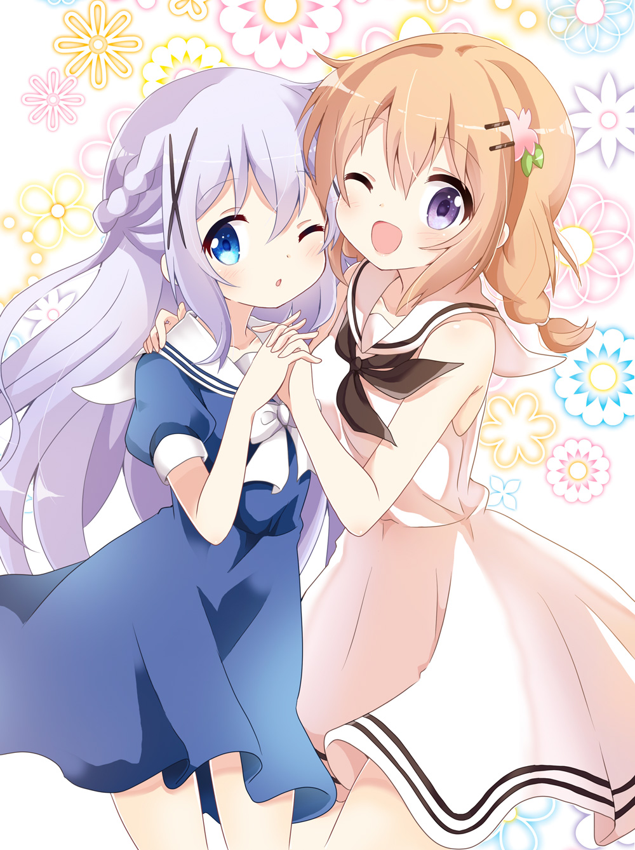 Two best sisters [GochiUsa]