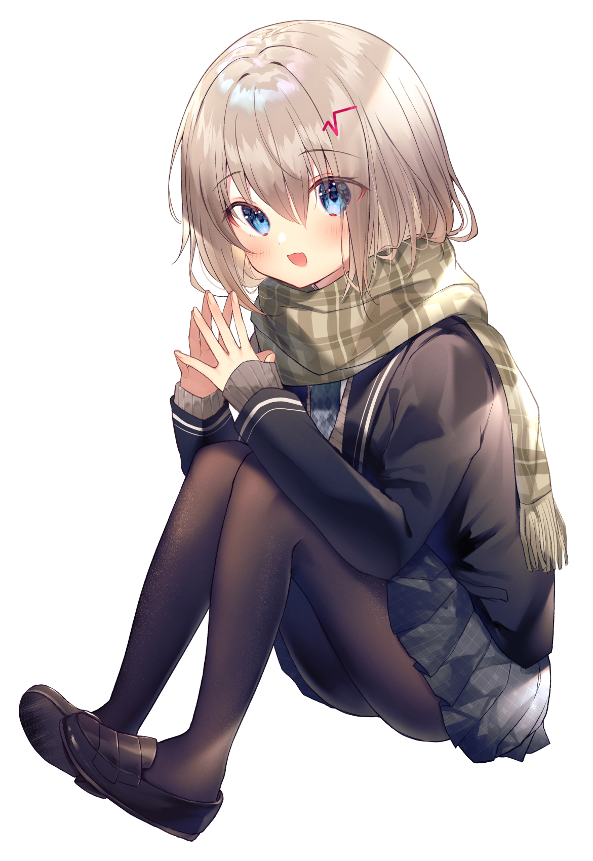 It's chilly… by 餃子ぬこ [Original]