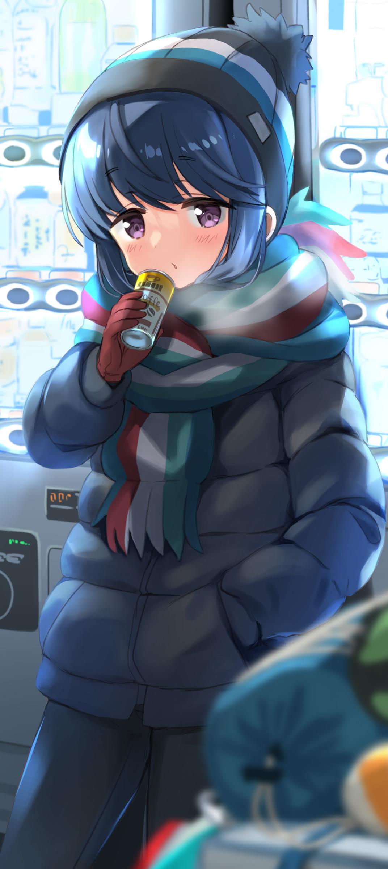 Chillin' with Rin. [YuruCamp△]