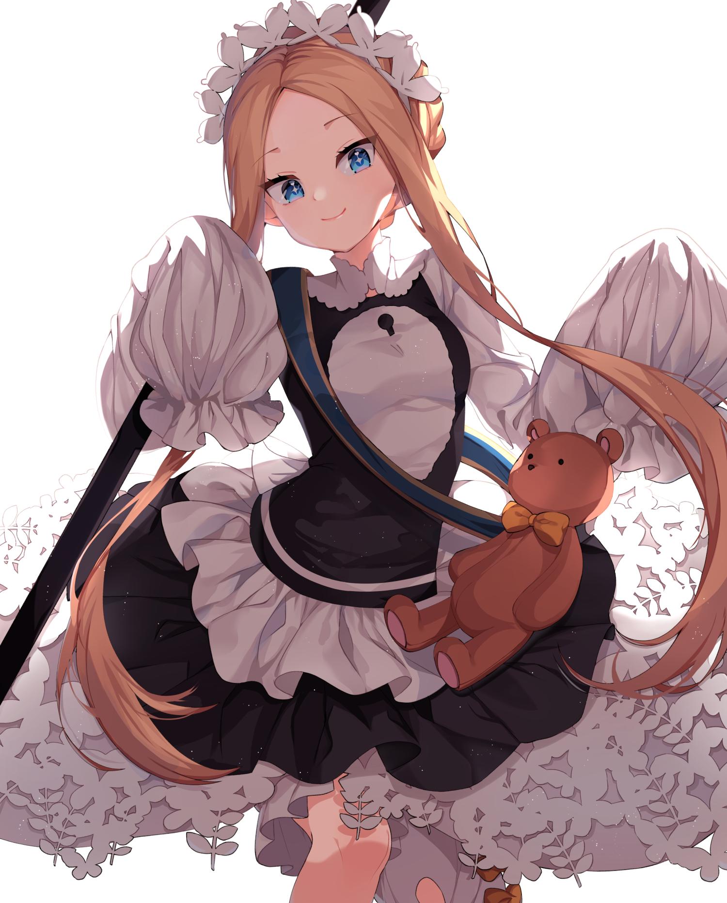 Fluffy Abigail [Fate/Grand Order]