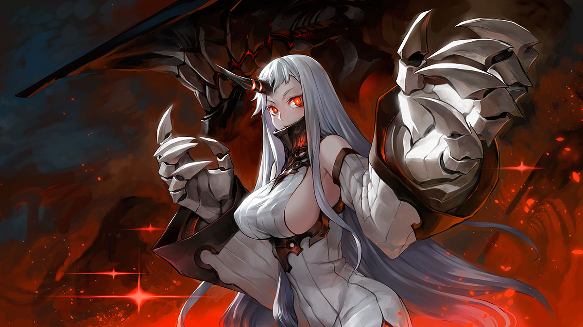 Image result for kantai collection abyssal seaport princess