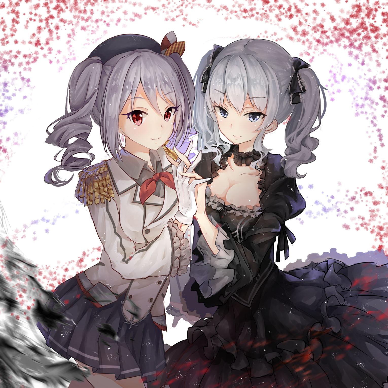 [Kancolle x Idolm@ster] Ranko and Kashima