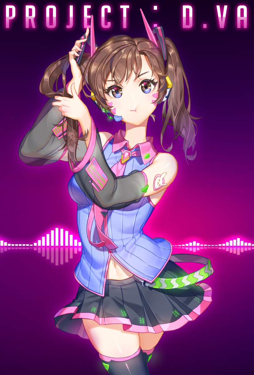Project D.Va [Overwatch]