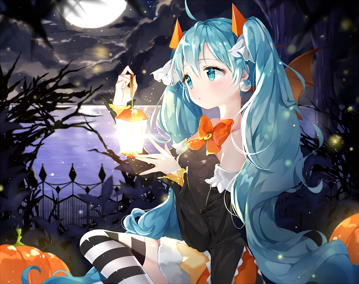 A Spooky Night [Vocaloid]