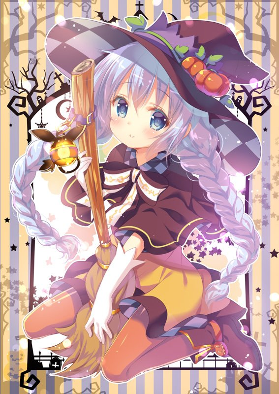 Is the Order a Witch?? [GochiUsa]