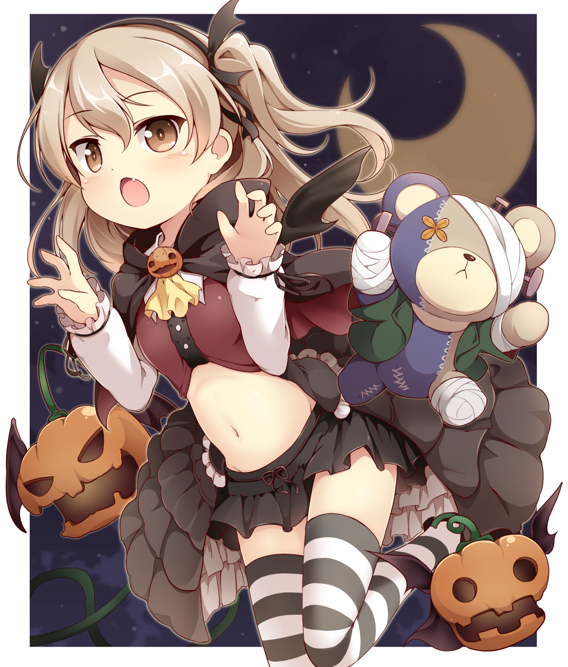 Spooky Alice [Girls und Panzer]