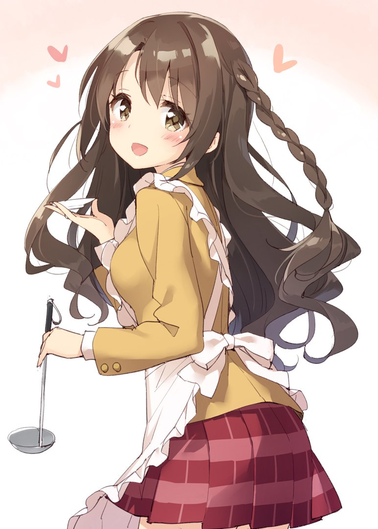 Cooking [iDOLM@STER Cinderella Girls]