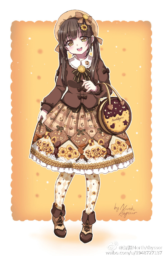 Cute Cookie Theme [Original]
