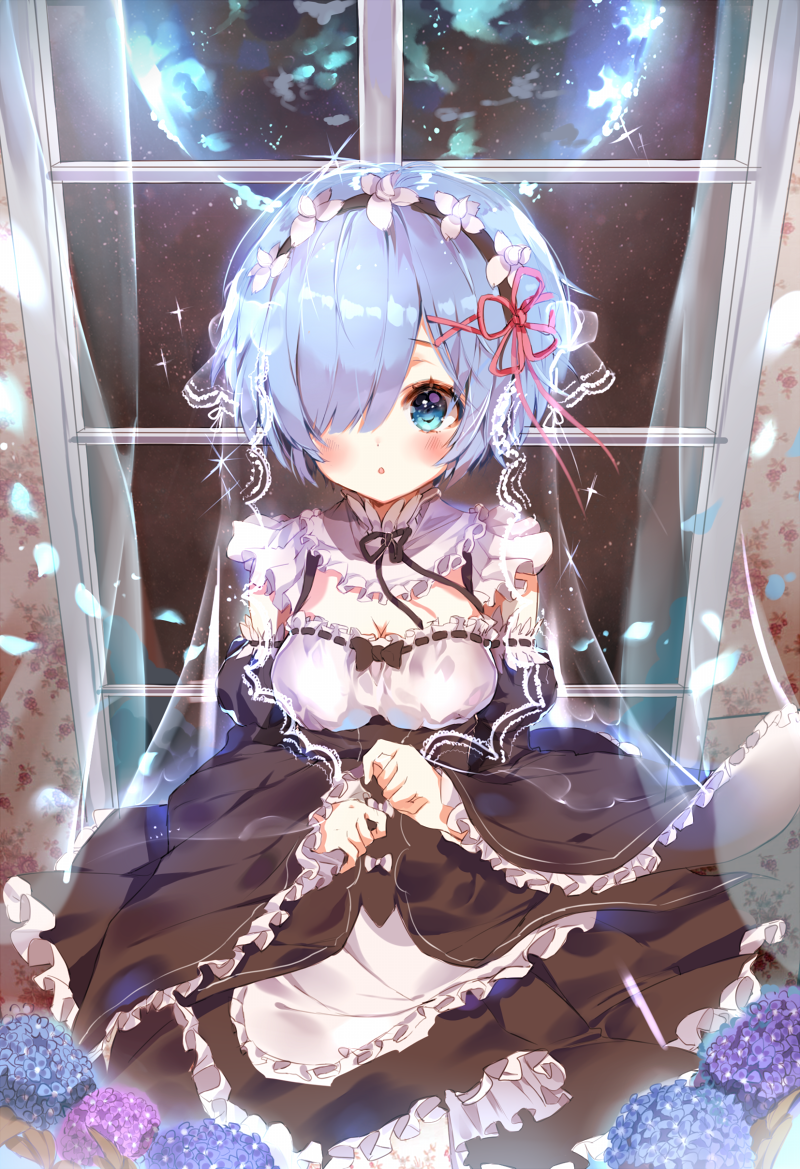 Rem-tan [Re:Zero]
